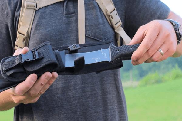 Best Bushcraft Knife Under 100