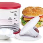 How To Use a Burger Press- Kitchen Decanted