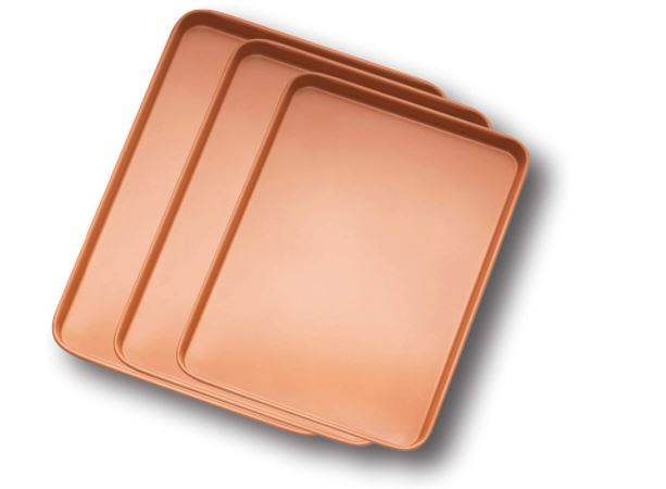 Copper Baking Pan