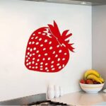 Best Strawberry Kitchen Decoration Idea-Kitchen Decanted