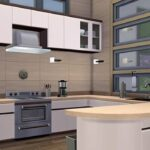 Best Sims 4 Kitchen Clutter Idea-Kitchen Decanted