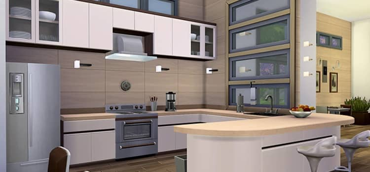 sims 4 kitchen clutter