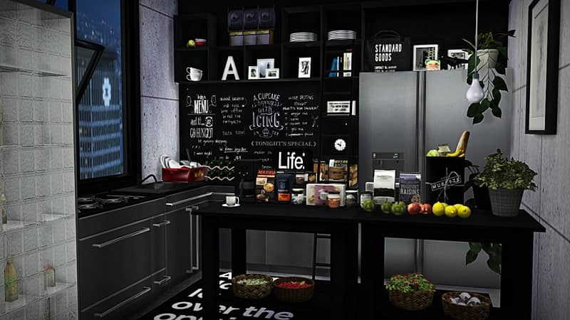 sims 4 kitchen