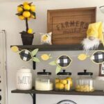 How to Easily guide in Lemon Kitchen Decoration