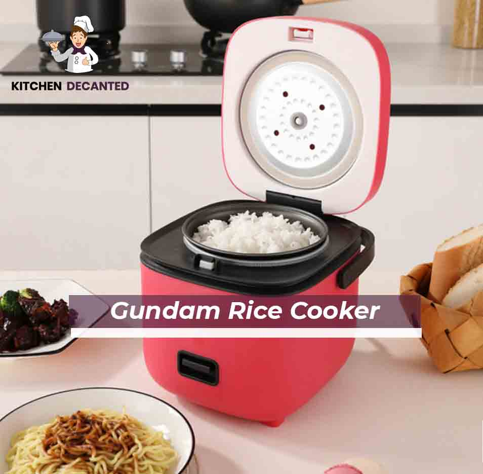 Gundam Rice Cooker