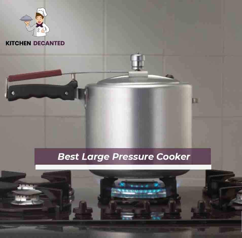 Best Large Pressure Cooker